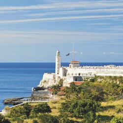 Festung El Morro in Havanna - plantours Kreuzfahrten, ©The famous fortress of El Morro in the bay of HavananStockfoto ID_nBildnummer._ 92490154nFreigabeinformation_ Nicht zutreffendnUrheberrecht_ Kamira