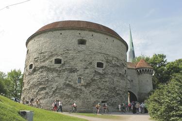 Wehrturm Dicke Margarethe in Tallin - c Constanze Rickert