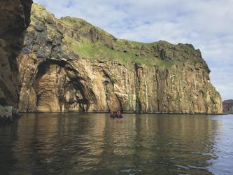 Ausflug mit dem Zodiac an den Westmännerinseln - c Island ProTravel, ©Island ProTravel