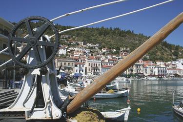 Hafen von Gythio - Variety Cruises