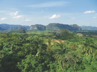 Landschaft auf Kuba - copyright plantours Kreuzfahrten, ©plantours Kreuzfahrten