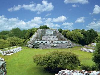 Altun Ha, Mayastätte, Belize