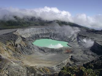 Vulkan Póas (© Ara Tours)