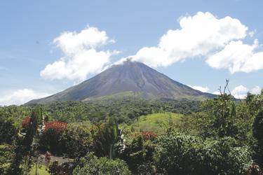 Vulkan Arenal, ©Karawane