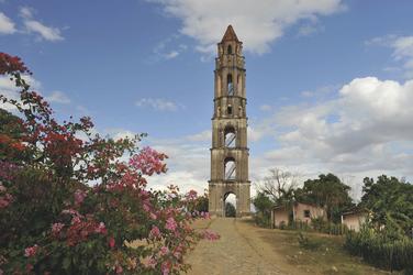 Iznaga Turm (© Toni Bauer / Caribbean Tours)