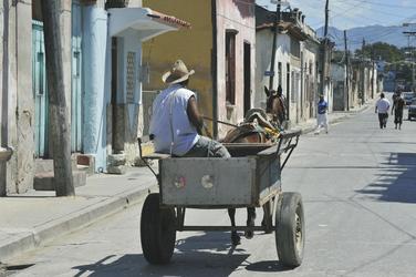 Pferdekutsche (© Toni Bauer / Caribbean Tours)