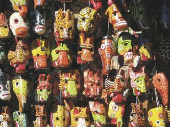 Mexikanische Masken