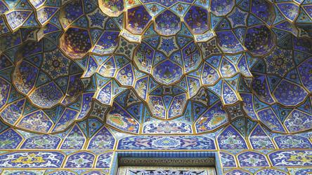 Shah-Cheragh Heiligtum in Shiraz - © thauwald-pictures - Fotolia