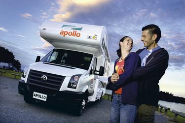 Apollo Euro Star, 4-Bett, Dusche/WC, Australien, Neuseeland