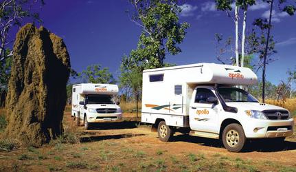 Apollo Adventure Camper 4WD Allradcamper 2 Personen