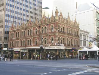 Unterwegs in Adelaide, ©Karawane