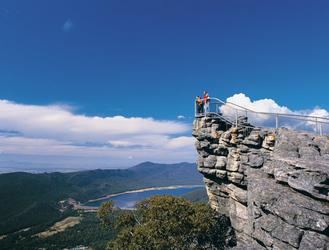 The Pinnacles im Grampians Nationalpark, Victoria (VIC), ©Tourism Victoria