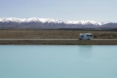 Zwischen Wasser und Bergen © Nature Trailz