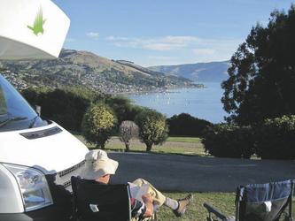 Pause mit dem Camper © Nature Trailz