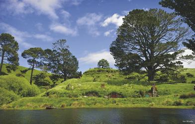 © Ian Brodie, Tourism New Zealand