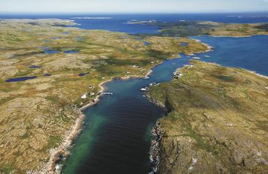 Südküste Labradors - c Barrett & MacKay Photo/Newfoundland & Labrador Tourism
