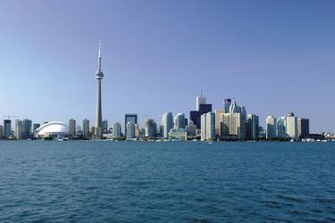 Skyline von Toronto, ©Rohit Seth - Fotolia