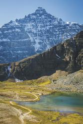 Lake Louise im Banff NP ©Paul Zizka