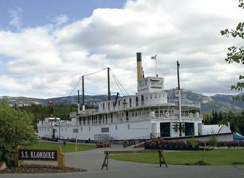 YT, Whitehorse SS Klondike (CSM) (I)