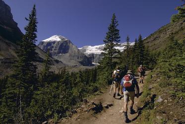Wandern in den Rockies © CSMTravel