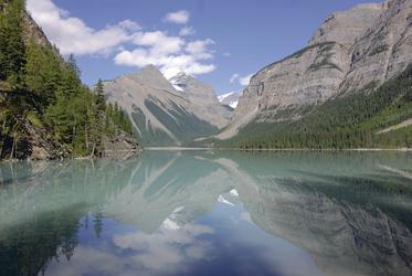 Kinney Lake, Mount Robson Park