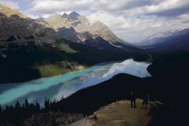 Peyto Lake, Banff Nationalpark