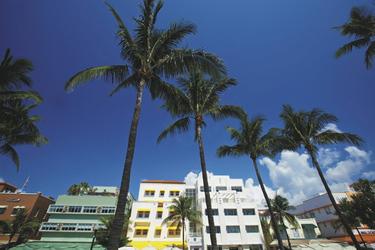 Art Deco Viertel, Miami - Foto: Florida Tourism ©