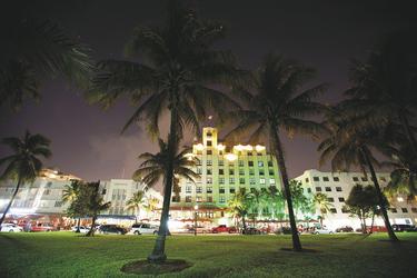 Miami Ocean Drive - Foto: Florida Tourism ©