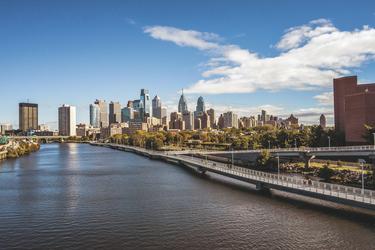 Skyline von Philadelphia, ©Philadelphia Tourism