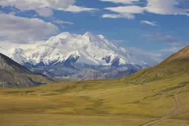 Mt. Denali, Denali Nationalpark - Foto: State of Alaska ©2010 Michael DeYoung